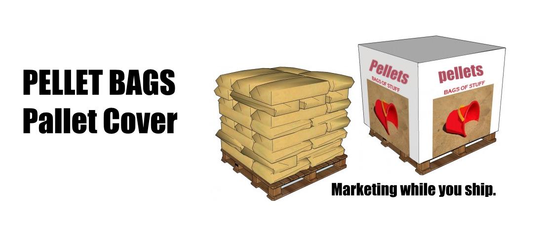 Pellet Pallet Cover - Custom Packaging | Flexpak