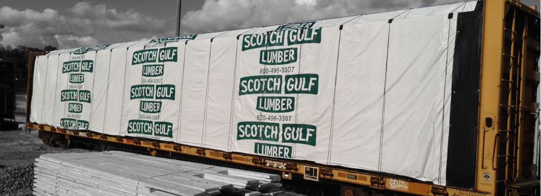 Printed Railcar Covers
